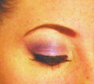 Emily Boyd, Emily Boyd Makeup Artist, Eye Shadow techniques